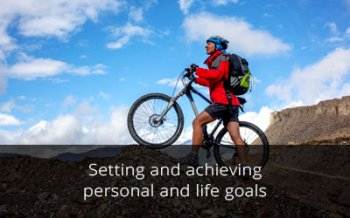 Hypnotherapy - Using hypnosis for goal setting and achieving personal and life goals