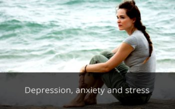Hypnotherapy - Using hypnosis for treatment of depression, anxiety and stress